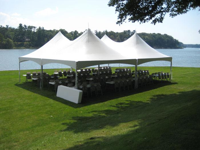30 x 40 Frame Tent & West Michigan Tent Rentals :: West Michigan Event Tent Rentals ...