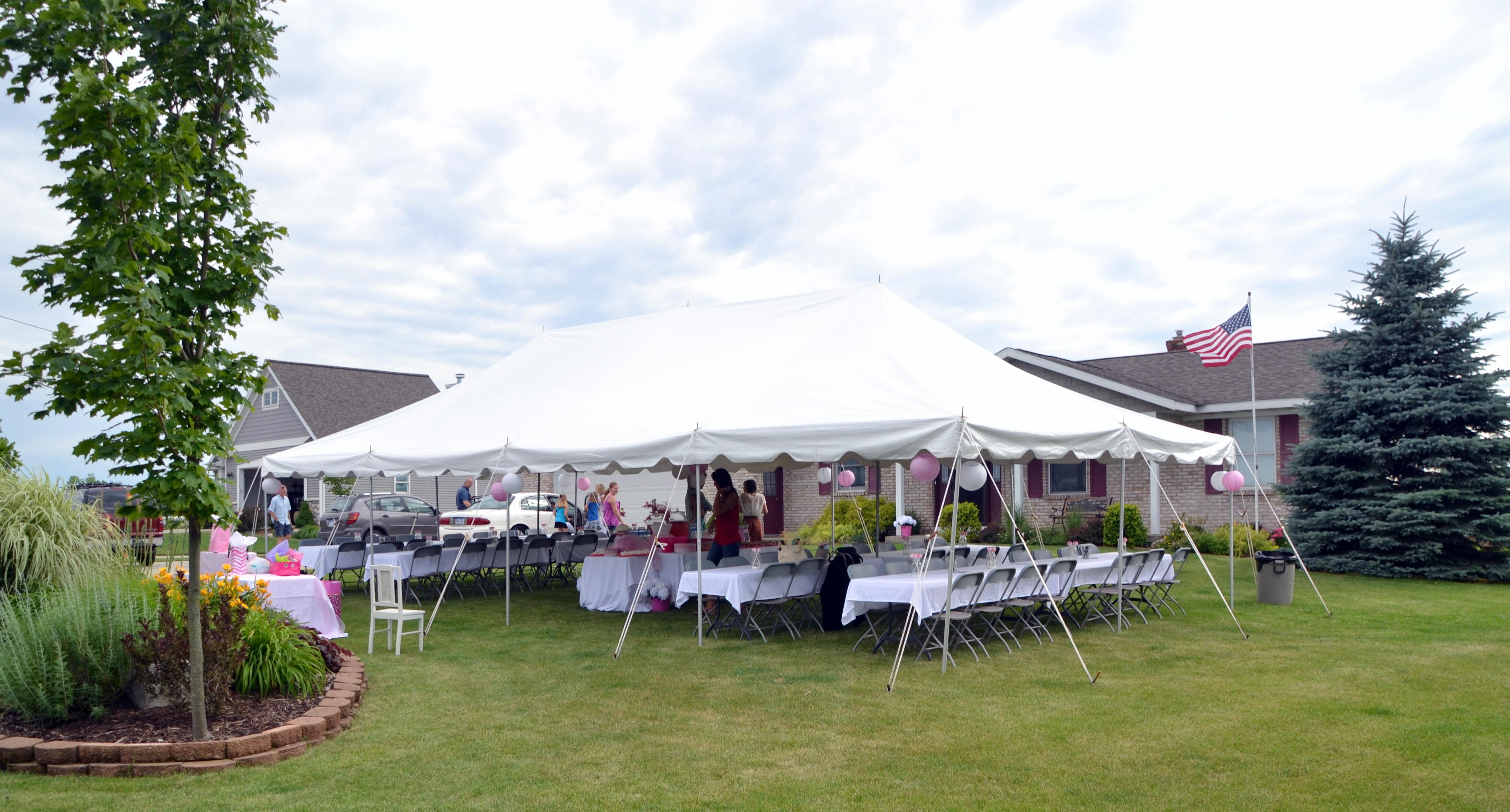 Image Gallery Tent Rentals